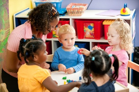 Developing early years workforce
