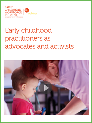 practitioners as advocates and activisits