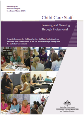 child care learning and development