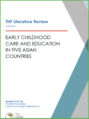 Early Childhood Care and Education in five Asian countries