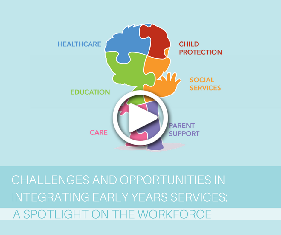 Integrated Services Supporting the Early Childhood Workforce