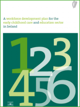 Workforce development plan for  the early childhood care and education sector