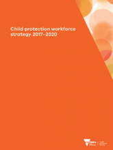 Child protection workforce strategy 2017-2020
