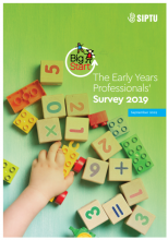 The Early Years Professionals' Survey 2019