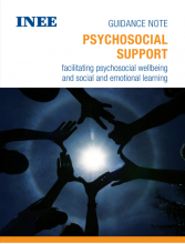 INEE Guidance Note: Psychosocial Support