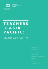 Teachers in Asia Pacfic