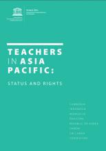 Teachers in Asia Pacfic