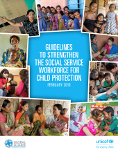 The Guidelines to Strengthen the Social Service Workforce for Child Protection
