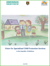 Vision for Specialised Child Protection Services in the Republic of Moldova
